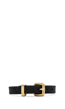 Marc by Marc Jacobs Solid Rubber Bandz in Black