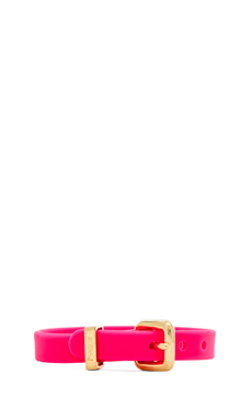 Marc by Marc Jacobs Solid Rubber Bandz in Knockout Pink