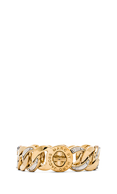 Marc by Marc Jacobs Mixed Up Link Katie Bracelet