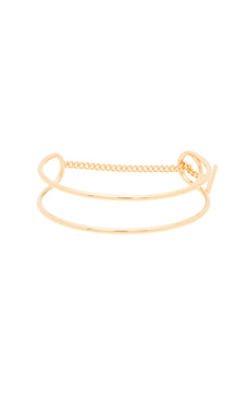 Marc by Marc Jacobs Toggle Bracelet in Oro