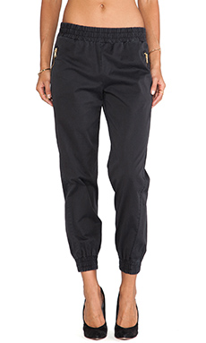 Marc by Marc Jacobs Samantha Twill Pants in Black