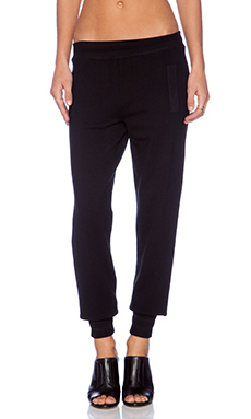 Marc by Marc Jacobs Jon Sweatpants in Black