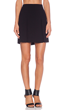 Marc by Marc Jacobs Yumi Circle Skirt in Black