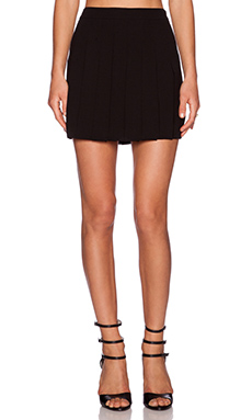 Marc by Marc Jacobs Irving Skirt in Black