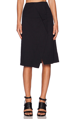 Marc by Marc Jacobs Summer Cotton Skirt in Black