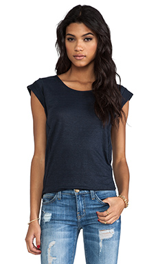 Marc by Marc Jacobs Carmen Tee in Normandy Blue