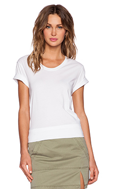 Marc by Marc Jacobs Favorite Tee in White