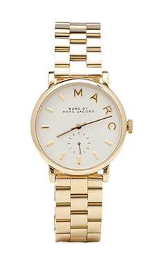 Marc by Marc Jacobs MBM3243 in Gold
