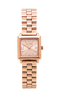 Marc by Marc Jacobs Katherine Watch in Rosegold