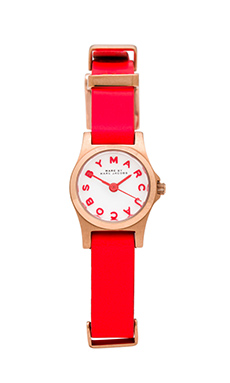 Marc by Marc Jacobs Henry Dinky Watch in Pink