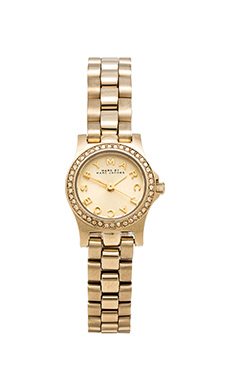 Marc by Marc Jacobs Henry Watch in Gold