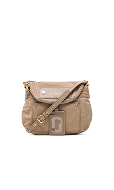 Marc by Marc Jacobs Preppy Nylon Natasha in Cement