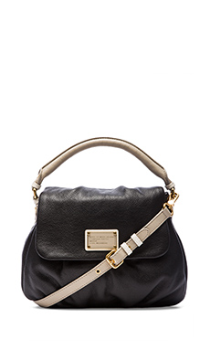 Marc by Marc Jacobs Classic Q Colorblocked Lil Ukita in Black Multi