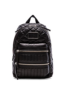 Marc by Marc Jacobs Domo Biker Backpack in Black