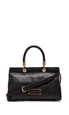 Marc by Marc Jacobs Too Hot to Handle Satchel in Black