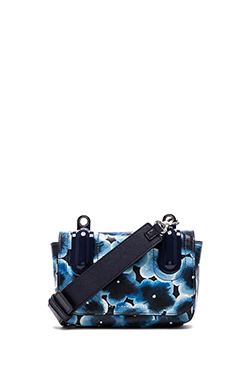 Marc by Marc Jacobs Ball & Chain Printed Bond Bag in Skipper Blue Multi