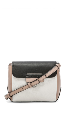 Marc by Marc Jacobs Sheltered Island Noha Crossbody in Black Multi