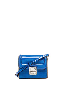 Marc by Marc Jacobs Top Schooly Reflector Jax Bag in Blue