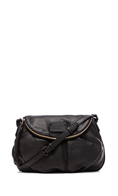 Marc by Marc Jacobs Electro Q Natasha Cross Body Bag in Black