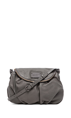Marc by Marc Jacobs Electro Q Natasha Cross Body Bag in Cylinder Grey