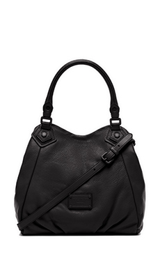 Marc by Marc Jacobs Electro Q Fran Bag in Black