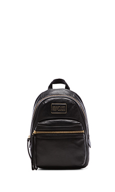 Marc by Marc Jacobs Third Rail Backpack in Black