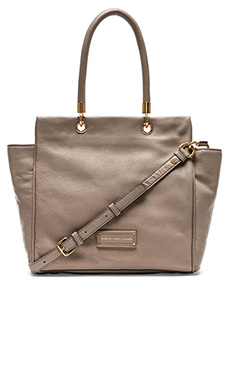 Marc by Marc Jacobs Too Hot to Handle Bentley Bag in Cement