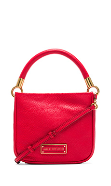 Marc by Marc Jacobs Too Hot to Handle Hoctor Bag in Cambridge Red