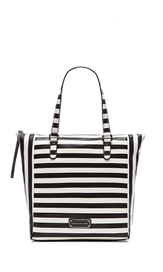 Marc by Marc Jacobs Take Me Tote in Black Multi