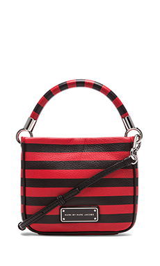 Marc by Marc Jacobs Too Hot to Handle Novelty Hoctor Bag in Cambridge Red Multi