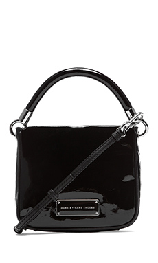 Marc by Marc Jacobs Too Hot to Handle Novelty Hoctor Bag in Black