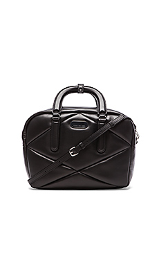 Marc by Marc Jacobs Turn Around Satchel in Black
