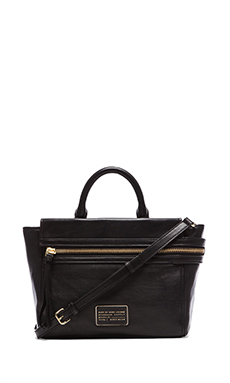 Marc by Marc Jacobs Third Rail Small Tote in Black