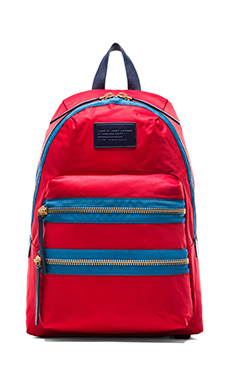 Marc by Marc Jacobs Domo Arigato Packrat in Rosey Red Multi