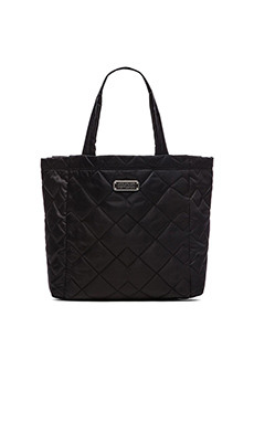 Marc by Marc Jacobs Crosby Quilt Tote in Black