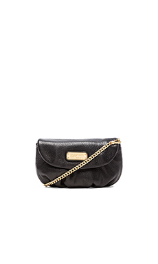Marc by Marc Jacobs New Q Karlie Crossbody in Black