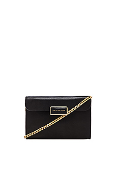 Marc by Marc Jacobs Pegg Crossbody in Black