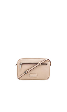 Marc by Marc Jacobs Sally Crossbody in Light Sand