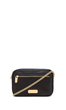 Marc by Marc Jacobs Sally Posh Crossbody in Black