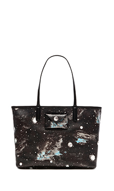 Marc by Marc Jacobs Metropolitote Stargazer Tote 48 in Black Multi