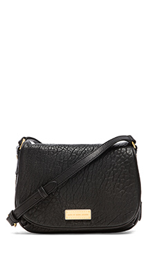Marc by Marc Jacobs Washed Up Mini Nash Bag in Black Multi