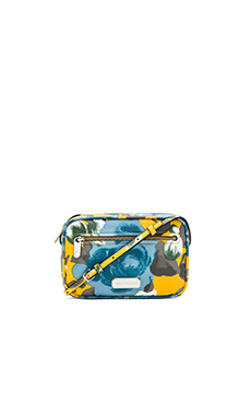 Marc by Marc Jacobs Sally Crossbody Bag in Yellow Jacket Multi