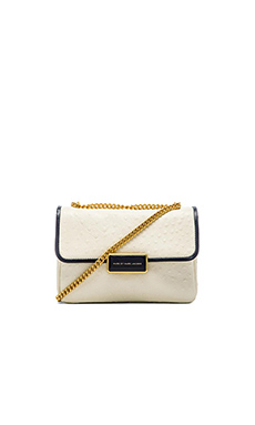 Marc by Marc Jacobs Rebel 24 Crossbody Bag in White Birch