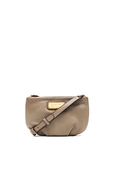 Marc by Marc Jacobs New Q Percy Bag in Cement