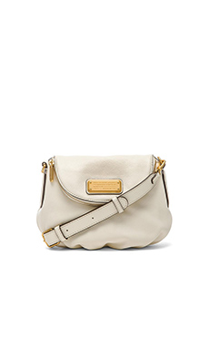 Marc by Marc Jacobs New Q Mini Natasha Bag in Leche