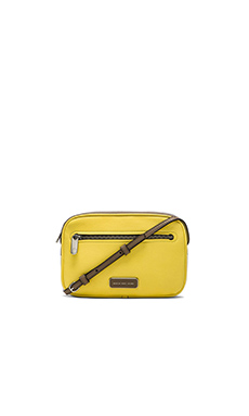 Marc by Marc Jacobs Sally Colorblock Bag in Banana Creme Multi