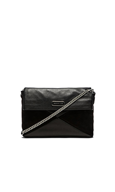 Marc by Marc Jacobs HVAC Shoulder Bag in Black