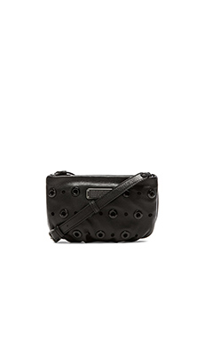 Marc by Marc Jacobs New Q Grommet Percy Bag in Black
