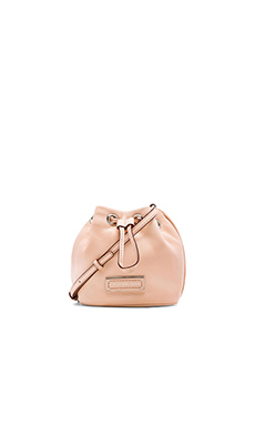 Marc by Marc Jacobs Too Hot to Handle Mini Drawstring Bag in Tropical Peach