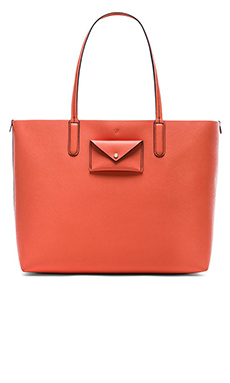 Marc by Marc Jacobs Metropolitote Bag in Spring Peach Multi
